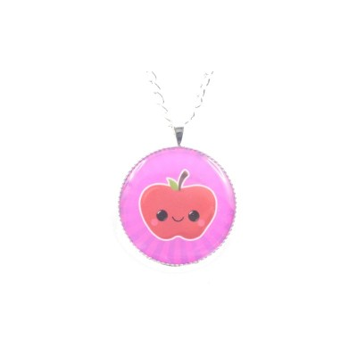 Fruity necklaces by Aniela