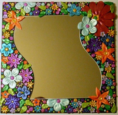 DIY 6 fimo photo frame ideas