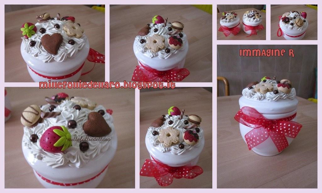 Kitchen box handmade polymeric clay by millefolliedellaro for Kitchen designs by clay