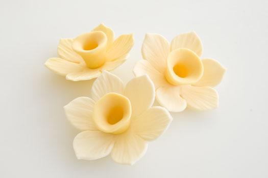 10 polymer clay flowers ideas