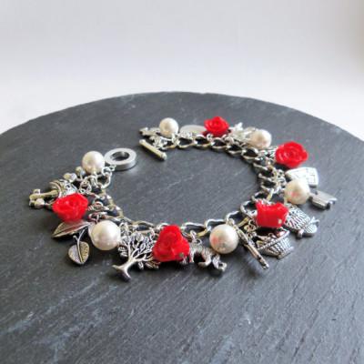 FIMO charm bracelets