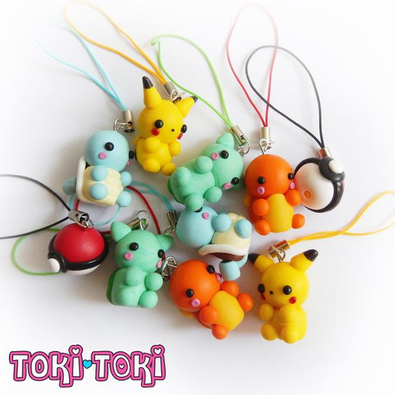 FIMO Pokemon - present ideas for Pokemon Go fans