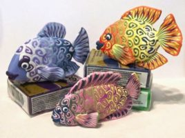 Polymer Clay Fish Tutorial
