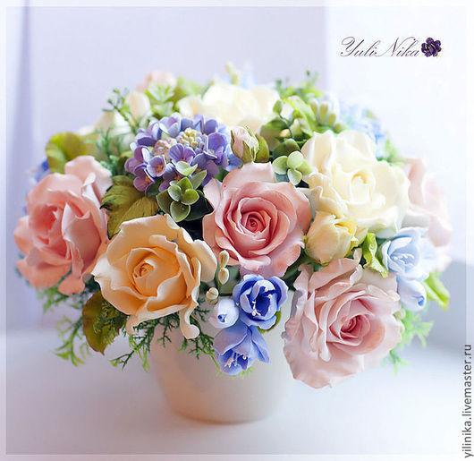 Bouquet Aurora borealis 1
