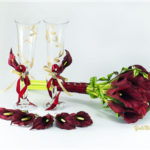 Bouquet with callas 1