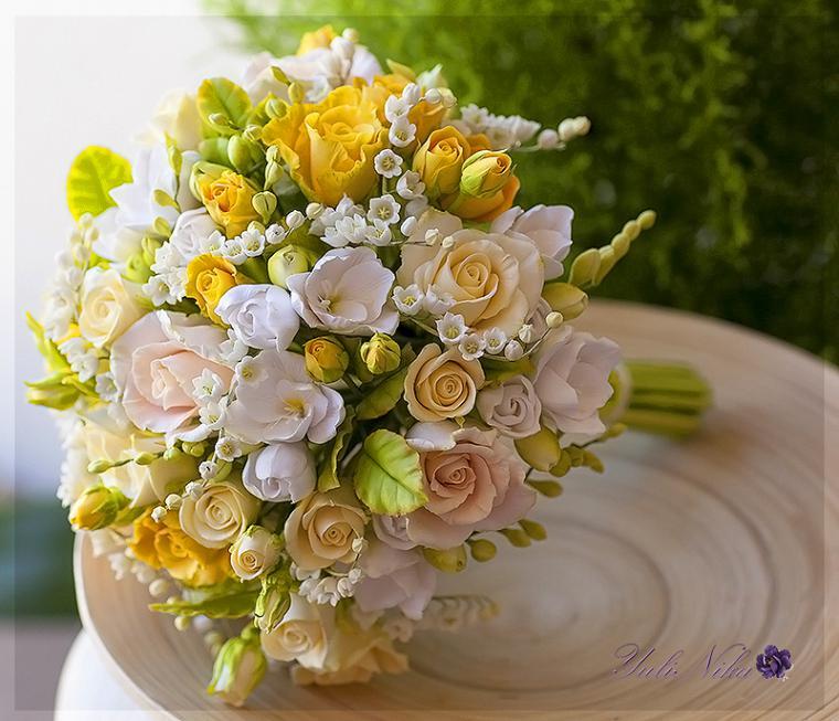 The bride's bouquet 1