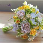 The bride's bouquet 3