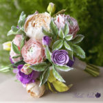 The bride's bouquet 4
