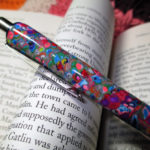 polymer clay colored pen – canes 12
