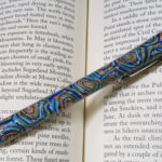 Polymer clay colored pen - canes 7