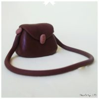 Polymer clay handbag tutorial
