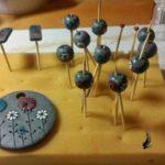 Polymer clay pendant tutorial - step 7