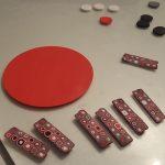 Polymer clay decorative jewelry dish - tutorial - step 6