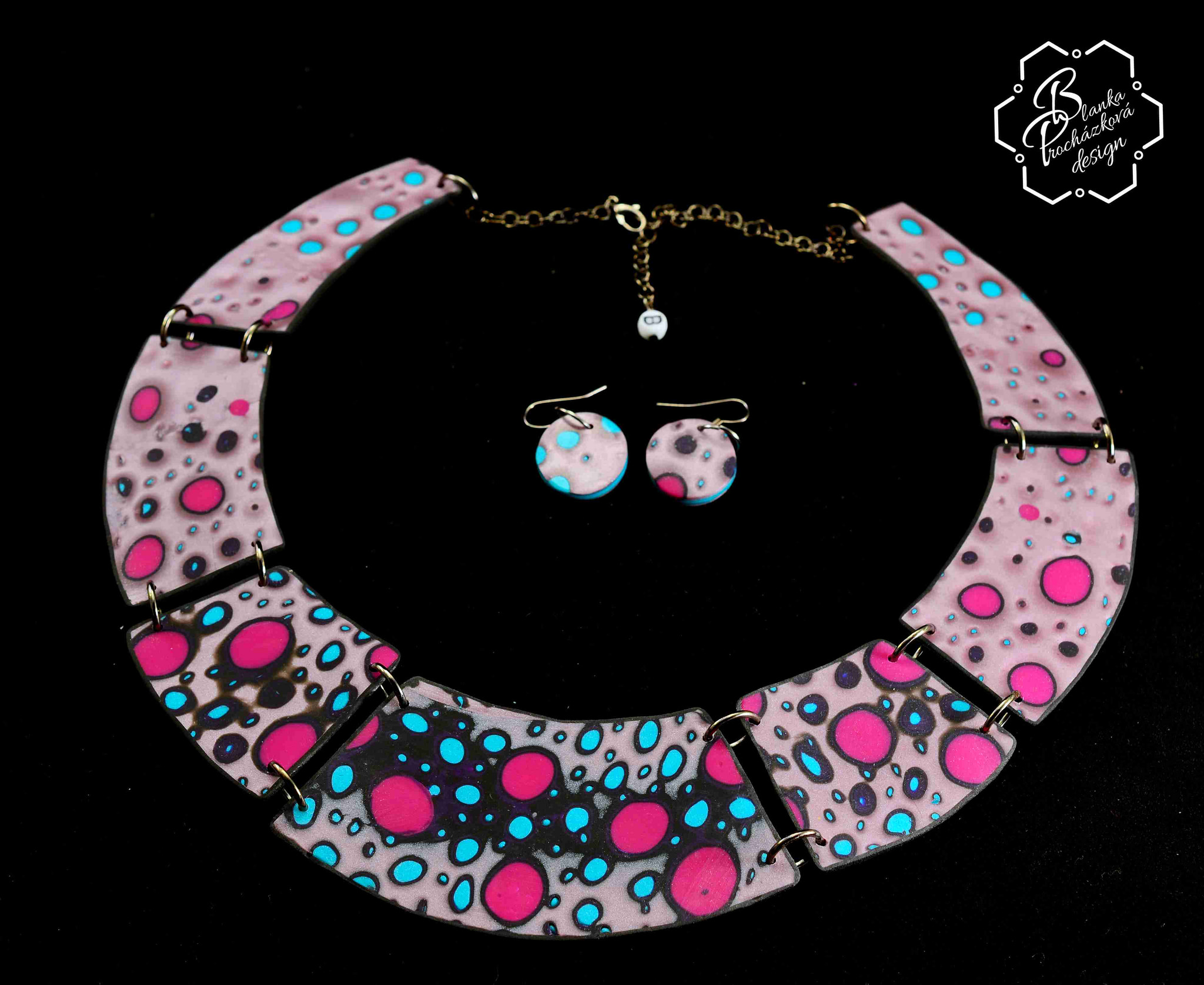 Polymer Clay Home Decor 18 Handmade Polymer Clay Jewelry
