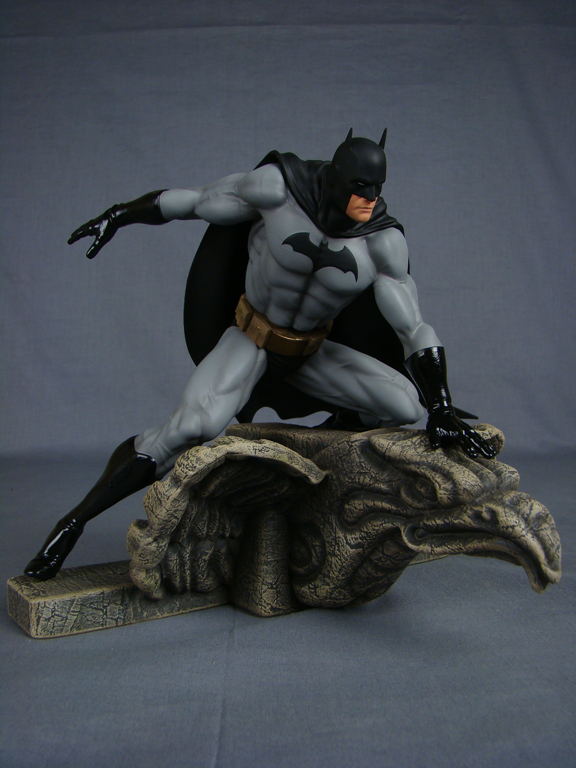 Polymer clay Super Heroes - Batman