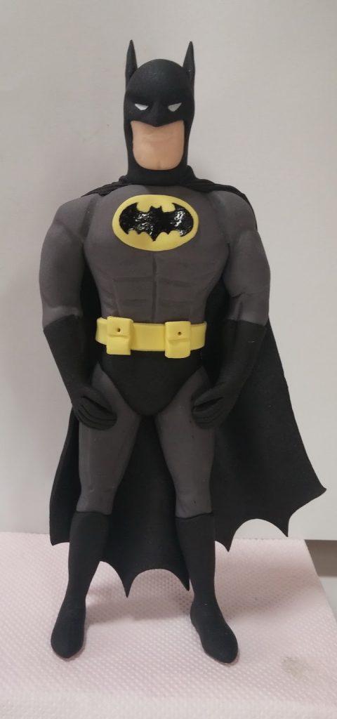 Polymer clay Super Heroes - Batmanl