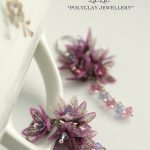 Polymer clay earrings for special occasions (15)