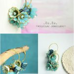 Polymer clay earrings for special occasions (5)