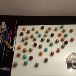 basic polymer clay beads