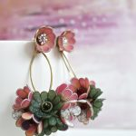 Polymer clay earrings for special occasions