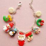 Christmas Pins - Christmas Jewelry - Santa Brooch - Xmas brooches - Secret Santa gifts ideas - Novelty Jewelry - Winter Badge