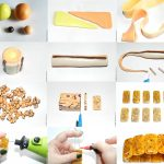 Faux amber polymer clay bracelet - DIY tutorial - step 2