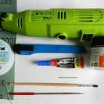 Faux amber polymer clay bracelet - DIY tutorial - step 15