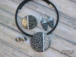 Handmade jewelry sets to copy