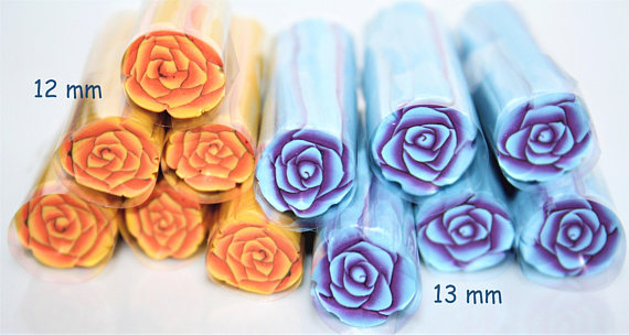 Polymer clay canes ideas