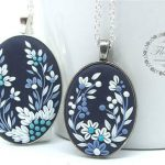 Mother of the Bride Gift Mother Daughter gift Mom Daughter Jewelry Set Birthday Gift for Mom