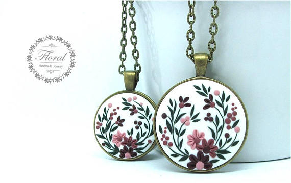 Mother Of The Bride Gift Daughter Mom Jewelry Set Birthday For Necklace Christmas