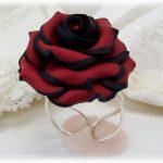 Tipped Rose Ring