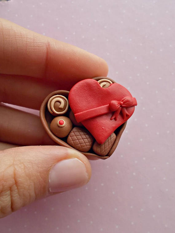 Valentine S Day Gifts Brooch Valentines Gift For Girlfriend Gift