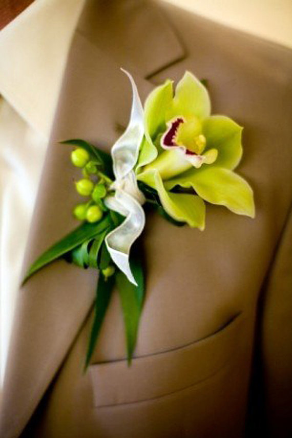 Mens wedding boutonnieres, artificial flowers,wedding suit, mens boutineer,boutonniere pin