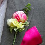 Wedding boutonniere,bridal accessories,artificial flowers