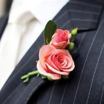Gerbera boutonniere,wedding accessories,groom flowers